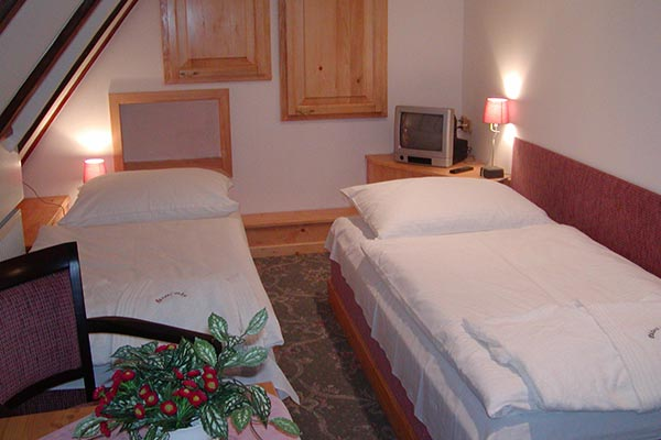 Guest Room & Bed and Breakfast - Pážecí Dům
